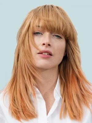Perruque Satisfaisante Lisse Capless Cheveux Naturels