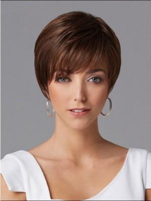 Perruque Incomparable Lisse De Cheveux Naturels