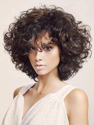 Perruque Cheveux Naturels Royale Courte Capless Ondulée